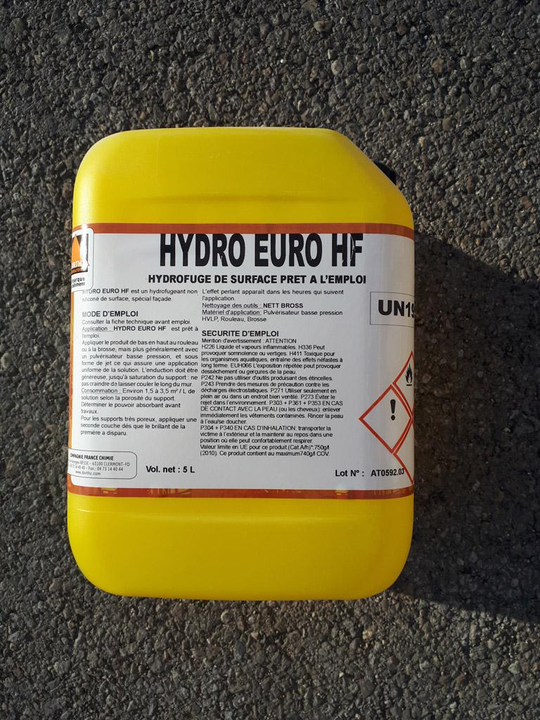 Hydro Euro Joint Hydrofuge de surface